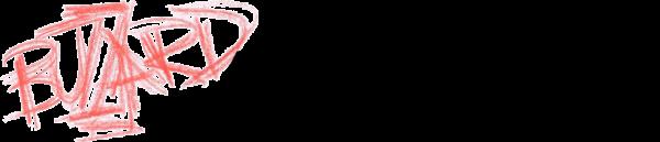 Sample Logo Buzzard Artworks Side by Side